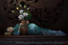 Duong Quoc Dinh -Body painting and Photography - Catherine La Rose (37)