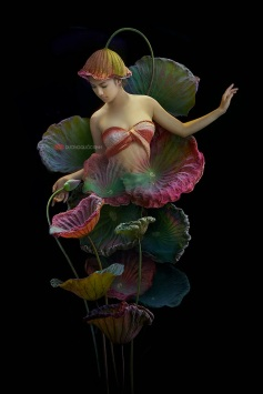 Duong Quoc Dinh -Body painting and Photography - Catherine La Rose (40)