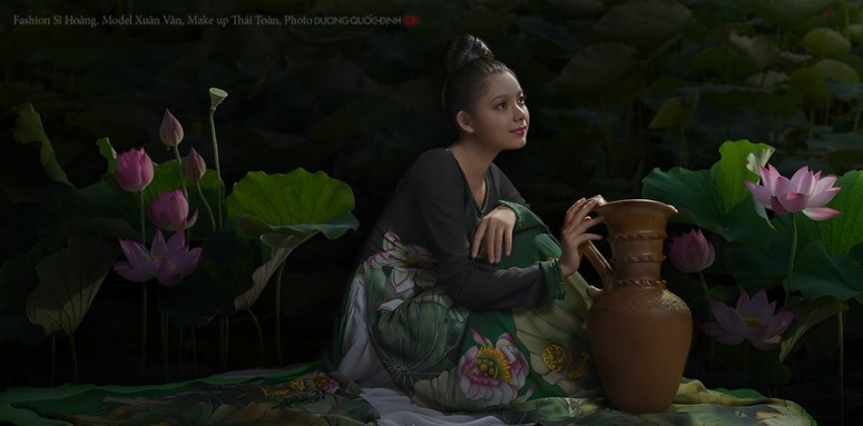 Duong Quoc Dinh -Body painting and Photography - Catherine La Rose (41)