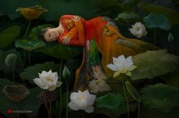 Duong Quoc Dinh -Body painting and Photography - Catherine La Rose (44)