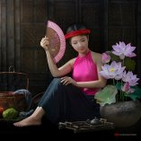 Duong Quoc Dinh -Body painting and Photography - Catherine La Rose (49)