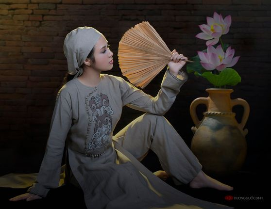 Duong Quoc Dinh -Body painting and Photography - Catherine La Rose (65)